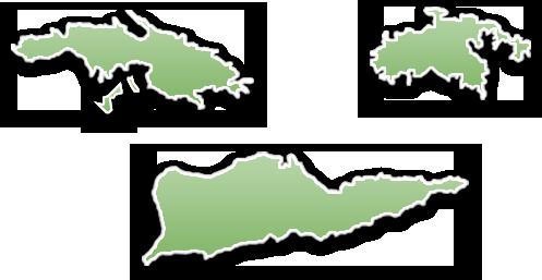 St. John Map